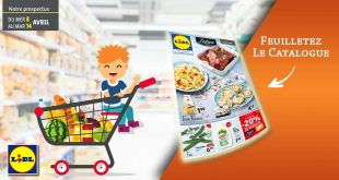 Catalogue Lidl en ligne Du 8 Au 14 Avril 2020
