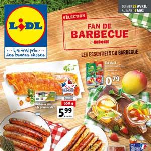 Catalogue Lidl de la semaine Du 29 Avril Au 5 Mai 2020
