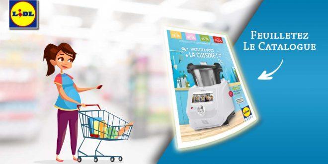 Catalogue Cuisine Lidl Du 28 Mai Au 6 Juin 2020