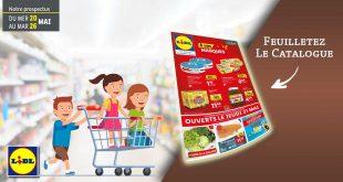 Catalogue Lidl en ligne Du 20 Au 26 Mai 2020