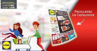 Catalogue Lidl en ligne Du 27 Mai Au 2 Juin 2020
