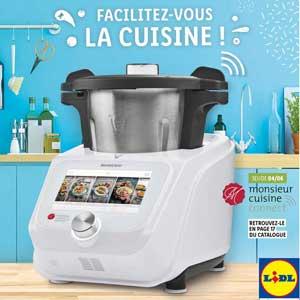 Catalogue Lidl Cuisine Du 28 Mai Au 6 Juin 2020