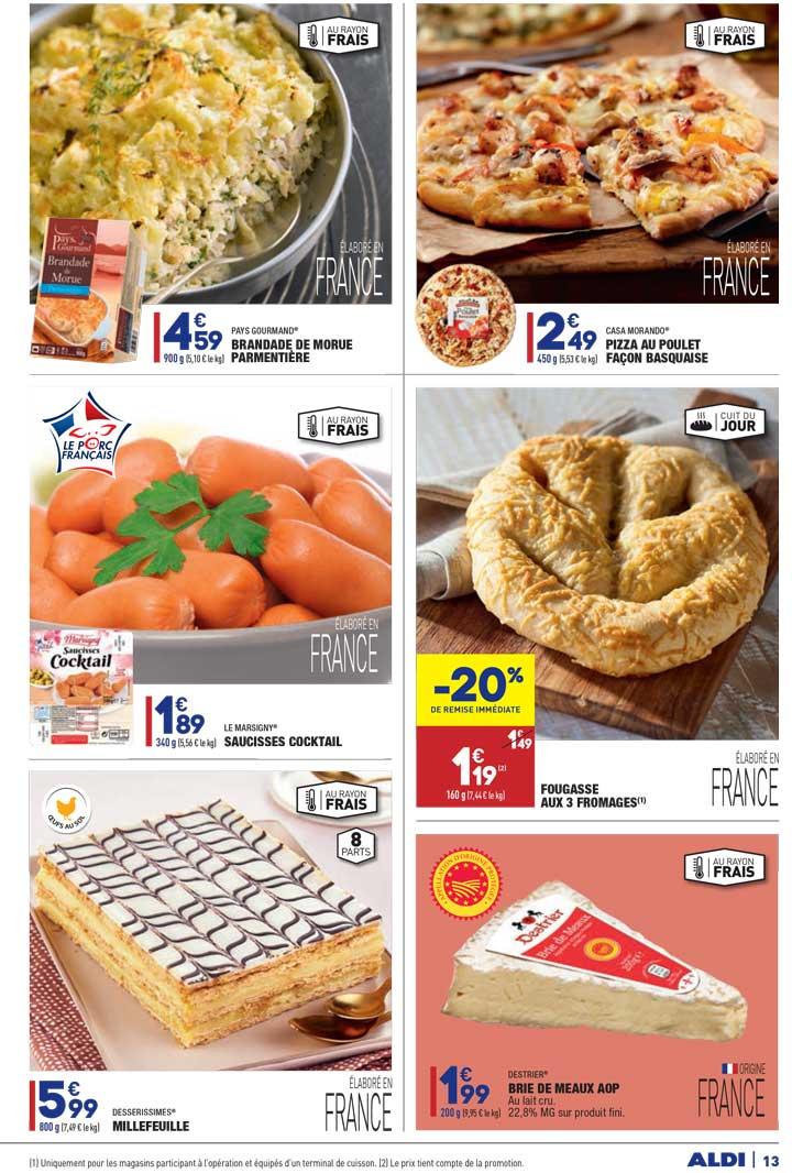 Catalogue Aldi Du 9 Au 15 Juin 2020