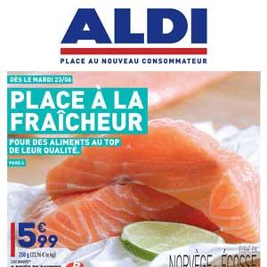 Catalogue Aldi en ligne Du 23 Au 29 Juin 2020