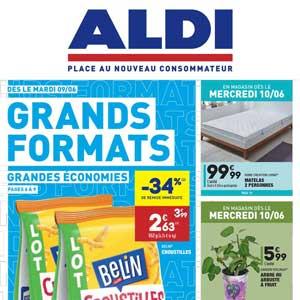 Catalogue Aldi en ligne Du 9 Au 15 Juin 2020