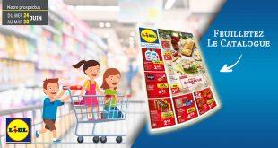 Catalogue Lidl en ligne Du 24 Au 30 Juin 2020