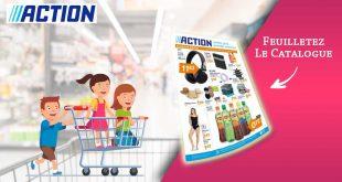 Catalogue Action en ligne Du 1er Au 7 Juillet 2020