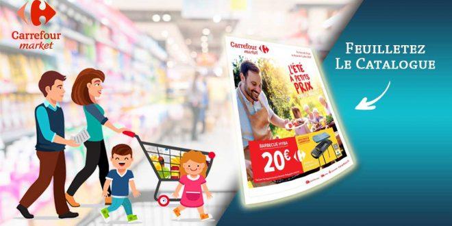 Catalogue Carrefour Market Du 24 Juin Au 5 Juillet 2020