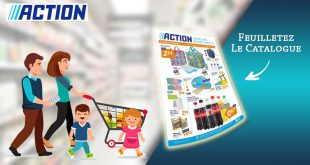 Catalogue Action Du 8 Au 14 Juillet 2020