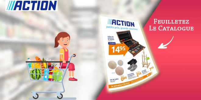Catalogue Action de la semaine Du 23 Au 29 Septembre 2020