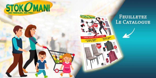 Catalogue Stokomani en ligne Du 18 Au 29 Septembre 2020
