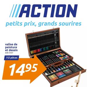 Catalogue Action de la semaine Du 23 Au 29 Septembre 2020