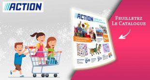 Catalogue Action Spécial Noël 2020