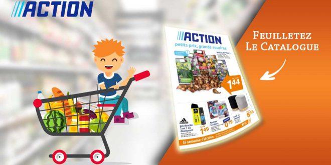 Catalogue Action de la semaine Du 7 Au 13 Octobre 2020
