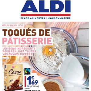 Catalogue Aldi en ligne Du 13 Au 19 Octobre 2020
