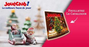 Catalogue JouéClub Noël 2020