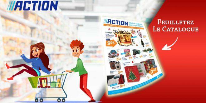 Catalogue Action en ligne Du 25 Novembre Au 1er Décembre 2020