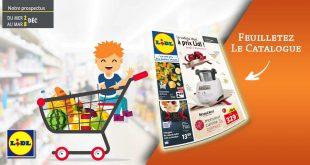 Catalogue Lidl en ligne Du 2 Au 8 Décembre 2020