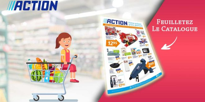 Catalogue Action en ligne Du 18 Au 24 Novembre 2020