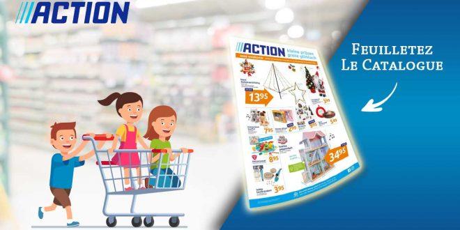 Catalogue Action Du 4 Au 10 Novembre 2020
