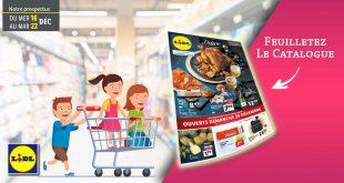 Catalogue Lidl en ligne Du 16 Au 22 Décembre 2020