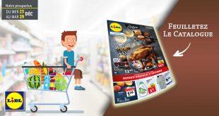 Catalogue Lidl Du 23 Au 29 Décembre 2020