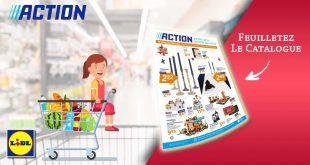 Catalogue Action en ligne Du 9 Au 15 Décembre 2020
