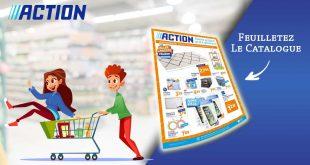 Catalogue Action en ligne Du 13 Au 19 Janvier 2021