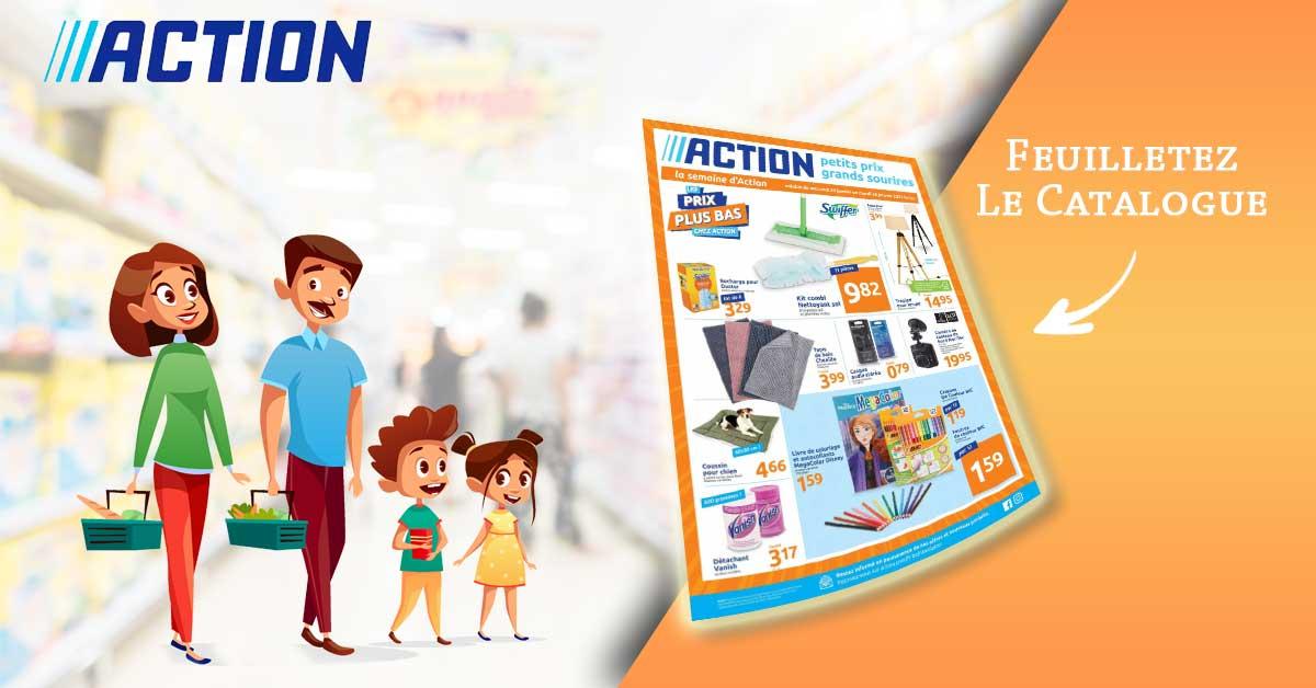 Catalogue Action Du 20 Au 26 Janvier 2021 ...
