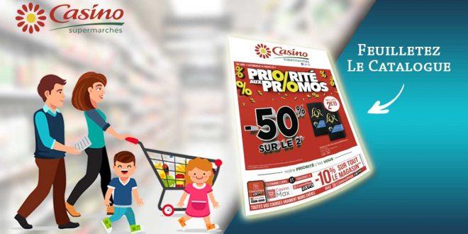 Catalogue Casino Supermarchés en ligne Du 11 Au 24 Janvier 2021
