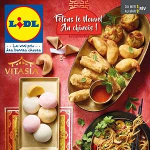 Catalogue Lidl en ligne Du 3 Au 9 Février 2021