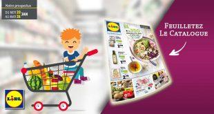 Catalogue Lidl en ligne Du 20 Au 26 Janvier 2021