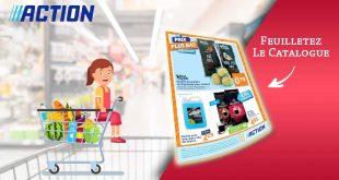 Catalogue Action en ligne Du 6 Au 12 Janvier 2021