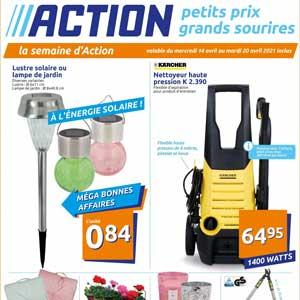 Catalogue Action en ligne Du 14 Au 20 Avril 2021