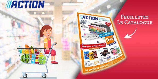Catalogue Action en ligne Du 28 Avril Au 4 Mai 2021