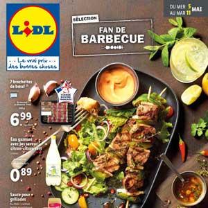 Catalogue Lidl en ligne Du 5 Au 11 Mai 2021