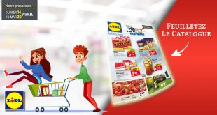 Catalogue Lidl en ligne Du 14 Au 20 Avril 2021