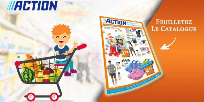 Catalogue Action en ligne Du 21 Au 27 Avril 2021