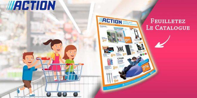 Catalogue Action en ligne Du 19 Au 25 Mai 2021