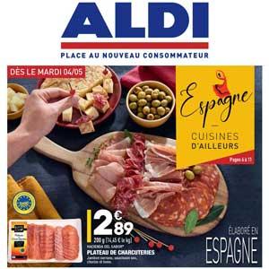 Catalogue Aldi en ligne Du 4 Au 10 Mai 2021