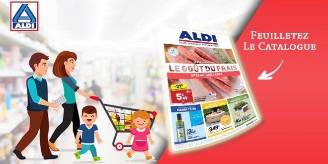 Catalogue Aldi en ligne Du 11 Au 17 Mai 2021