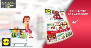 Catalogue Lidl en ligne Du 19 Au 25 Mai 2021