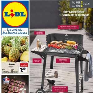 Catalogue Lidl en ligne Du 2 Au 8 Juin 2021