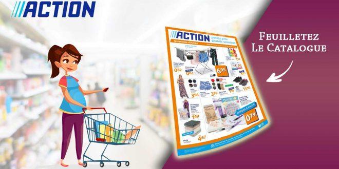 Catalogue Action en ligne Du 12 Au 18 Mai 2021
