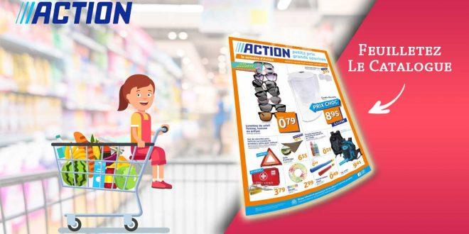 Catalogue Action en ligne Du 30 Juin Au 6 Juillet 2021
