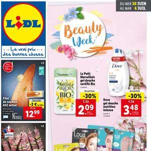 Catalogue Lidl en ligne Du 30 Juin Au 6 Juillet 2021
