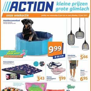 Catalogue Action en ligne Du 9 Au 15 Juin 2021