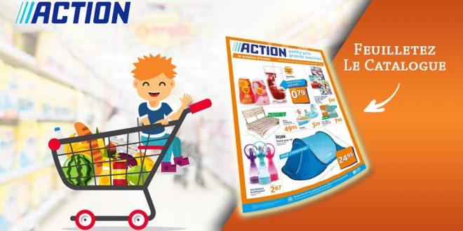Catalogue Action en ligne Du 14 Au 20 Juillet 2021