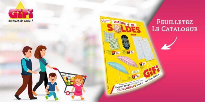 Catalogue GiFi en ligne Du 6 Au 14 Juillet 2021