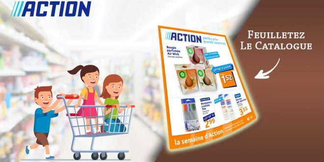 Catalogue Action en ligne Du 25 Au 31 Août 2021